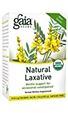Best Natural Laxatives - Gaia Herbs Natural laxative gentle support, 16 count Review
