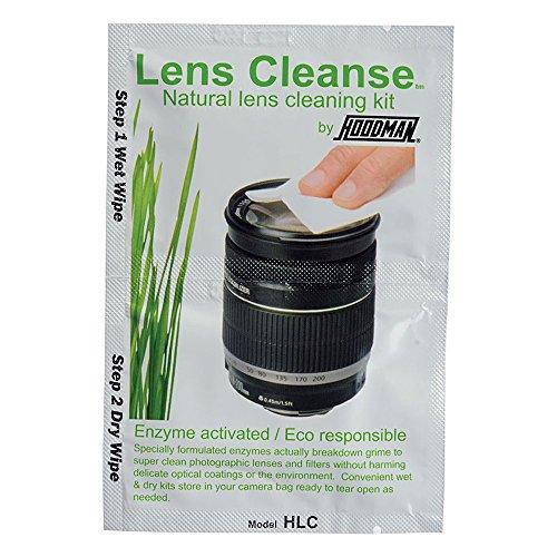 Hoodman Hoodman Lens Cleanse Natural Lens Cleaning Kit, Single