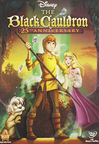 The Black Cauldron 25th Anniversary Special Edition product image