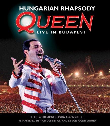 Queen-Hungarian Rhapsody: Queen Live in Budapest