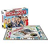 SKYLINE, Monopoly La Que Se Avecina, Juego de Mesa, Juego de Estrategia, Multicolor, Talla Única (Versión Español)