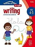 APRENDO EN CASA INGLÉS (4-5 AÑOS): Aprendo En Casa Inglés. Escribir. 4 - 5 Años: 2