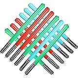 Inflatable Light Saber Sword Toys 12PCS 4...