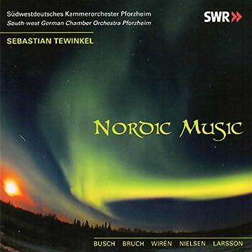 Nordic Music - Orchestral Works by Busch - Bruch - Nielsen