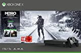 Xbox One - Xbox One X - Consola 1 TB + Metro Exodus Collection