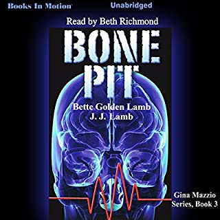 Bone Pit audiobook cover art