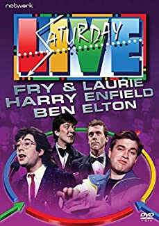 Saturday Live - Fry & Laurie, Harry Enfield, Ben Elton