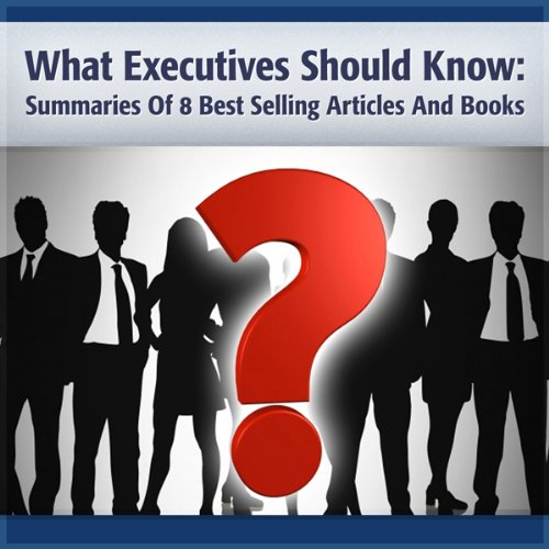What Executives Should Remember cover art