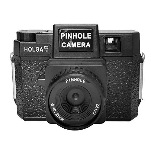 HOLGA 120 cámaras de pinhole Lomo de formato medio de película de 120 unidades