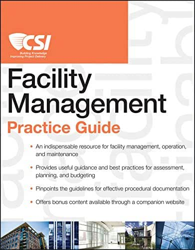 The CSI Facility Management Practice Guide