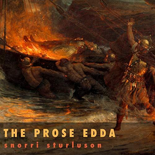The Prose Edda cover art