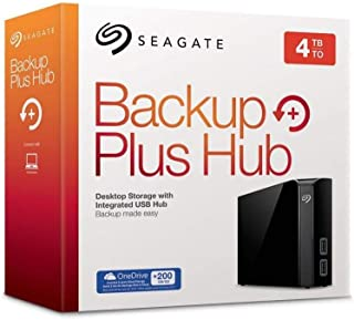 Seagate 4 TB External Hard Disk - STEL4000200