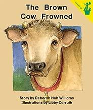 قارئ بدايات: البني من جلد البقر frowned