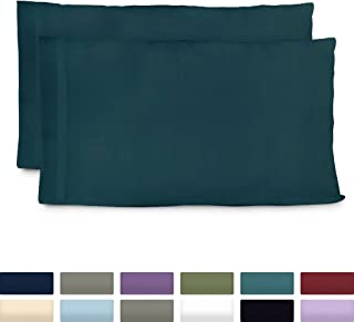 dark teal pillow covers