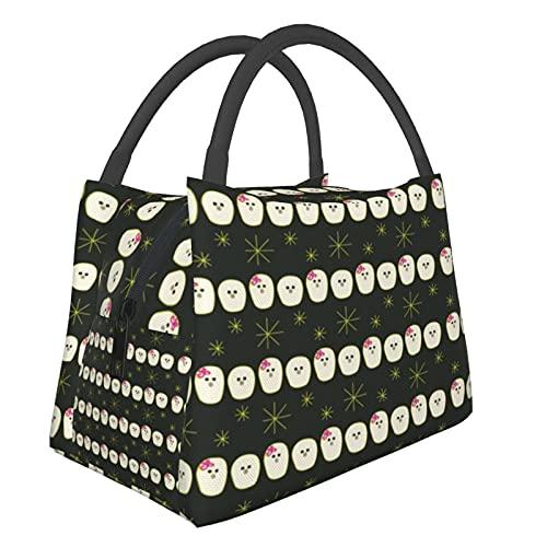 Tragbare Isoliertasche Biologische Vs ATO_mic Uhr Einkaufstaschen für Lebensmittel, faltbar, waschbar, multifunktional