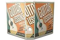 バインダー 2 Ring Binder Lever Arch Folder A4 printed Guitar Lessons