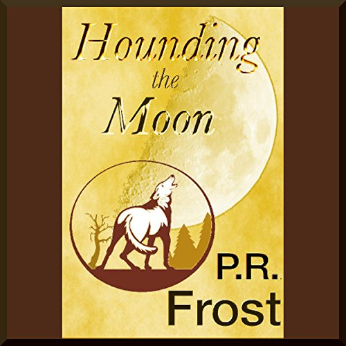 Hounding the Moon audiobook cover art