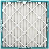 NaturalAire Pre-Pleat 40 Air Filter, MERV 8, 20 x 25 x 4-Inch, 6-Pack