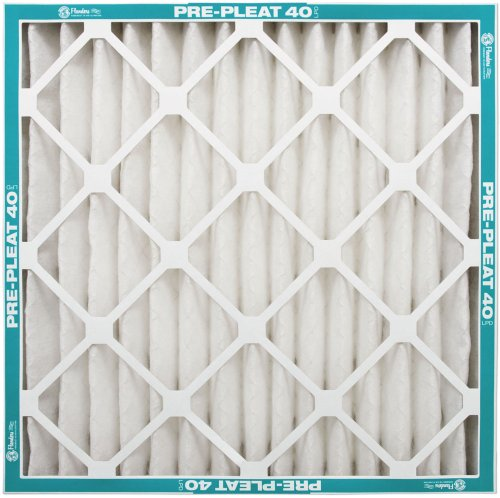 NaturalAire Pre-Pleat 40 Air Filter, MERV 8, 20 x 30 x 1-Inch, 12-Pack