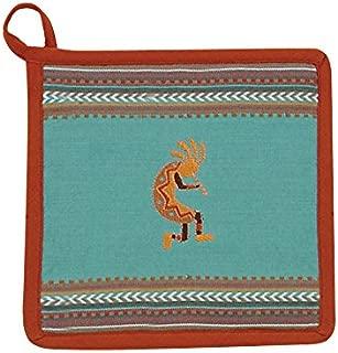 Kay Dee Designs Southwest Kokopelli Embroidered Potholder