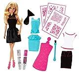 Barbie - CCN12 - Accessoire Pour Poupée - Studio Paillettes