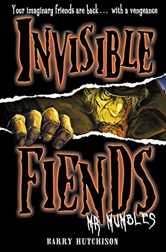 Mr Mumbles (Invisible Fiends, Band 1)