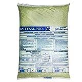 LordsWorld - Astralpool - (57011) 0,5-1,0 mm Activa de Cristal para la Arena Filtros de 25Kg - Arena y Vidrio para filtros de Piscina de Arena - 57011-vetro