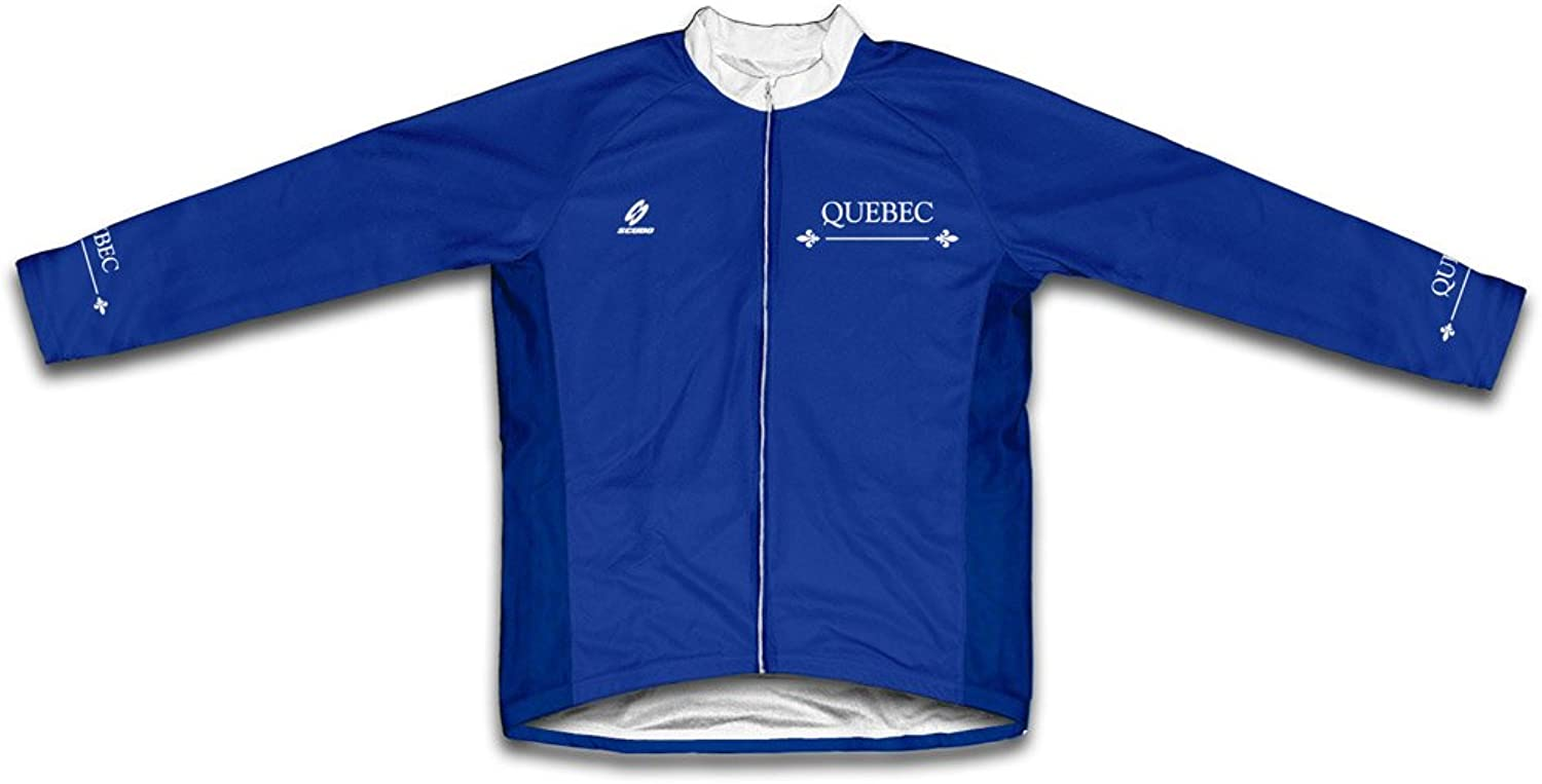 Quebec Thermal Cycling Jersey for Women