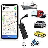ANKEWAY GPS Tracker per Auto, TK205 Mini Localizzatori GPS per Auto in Tempo Reale Antifur...