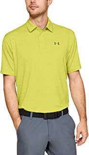 under armour blocked polo