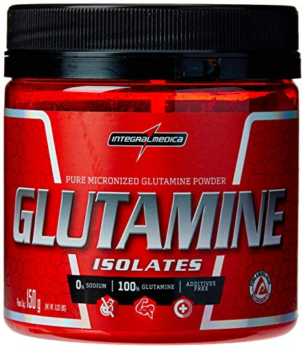 Glutamine Isolates, IntegralMedica, 150 g