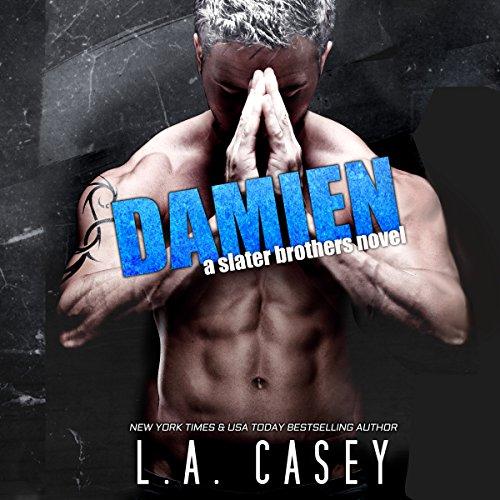Damien audiobook cover art