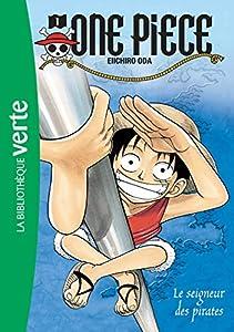 One Piece Nouvelle édition bibliothèque verte Tome 1