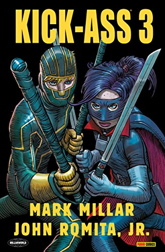 Kick-Ass 3 Omnibus (Kick-Ass Omnibus Vol. 4) (Italian Edition)