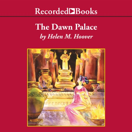 The Dawn Palace audiobook cover art