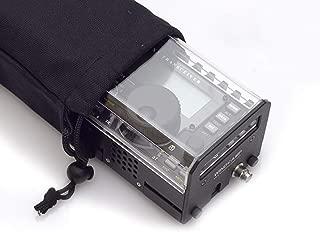 ELECRAFT KX3 Transceiver Shield Kits Side Plate + radiato + Cover + Canvas Bag for WINDCAMP