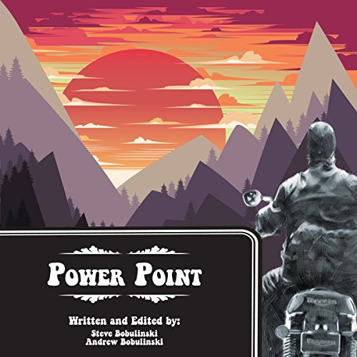 Power Point audiobook cover art