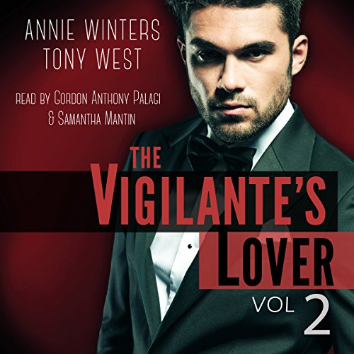 The Vigilante's Lover #2: A Romantic Suspense Thriller audiobook cover art