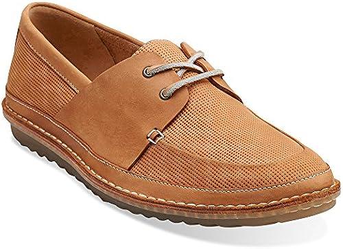 Clarks transplantierten Sail Oxfords Schuhe
