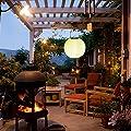 Solar Lanterns, Nylon Cloth Lantern Garden Decoration Light, Outdoor Multicolor LED Hanging Lantern Waterproof, Nylon Fabric Lantern for Garden Yard Festival Party Decor For Garden Courtyards