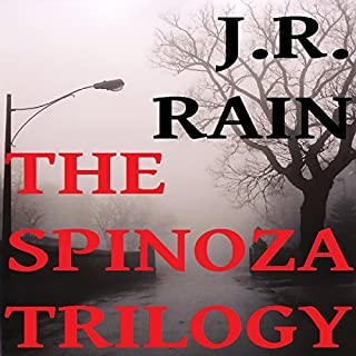 The Spinoza Trilogy audiobook cover art