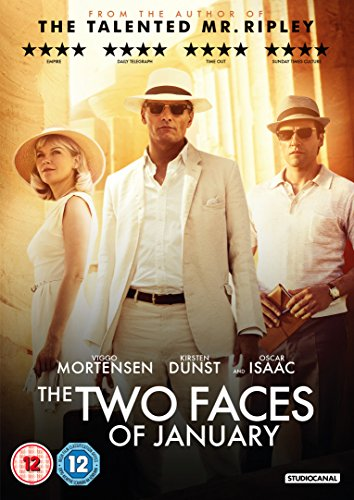 Two Faces of January [DVD-AUDIO]