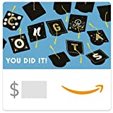 Amazon eGift Card - Graduation Caps