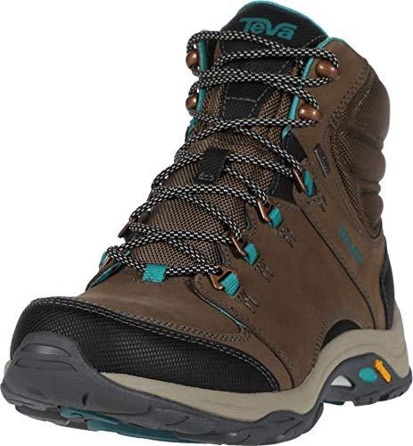 Teva womens W Montara Mid Event Hiking Boot, Brown, 6.5 US