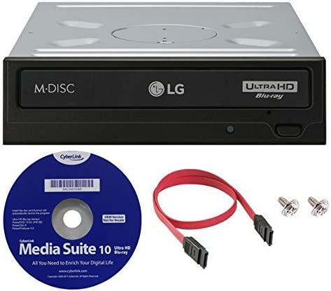 LG Baltimore Mall WH16NS60 16x Internal Blu-ray NEW before selling ☆ BDXL with H M-Disc Drive Ultra