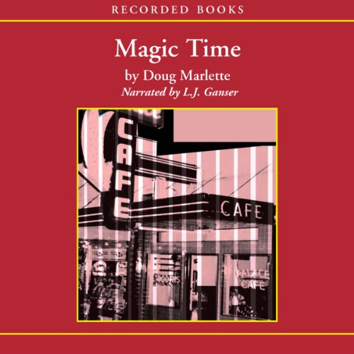 Magic Time cover art