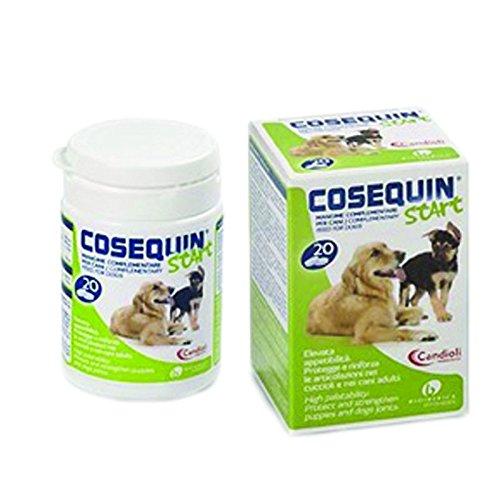 COSEQUIN START 20 cpr per cani adulti con osteoartrosi