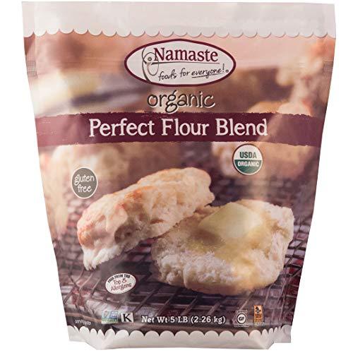 Namaste Foods Organic Perfect Flour Blend, 5 Pound – Gluten-Free Flour Blend