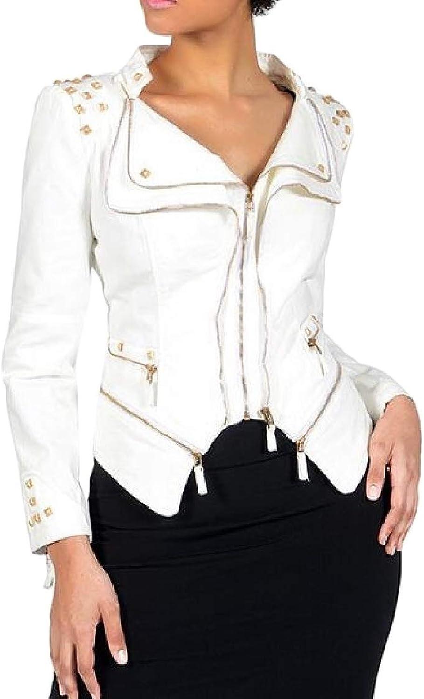 PluszingCA Women's Overcoat Denim Loose Hoodie Jean Long Jacket Trenchcoats