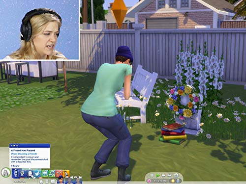 Single Girl Throws A Wedding And A Funeral In The Sims 4